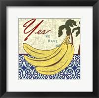 Framed No Bananas (Pp)
