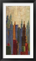 Framed Towerscape II