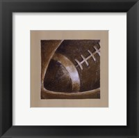 Play Hard II Framed Print