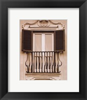 Italian Moments II Framed Print