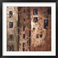 Ring Composition II Framed Print