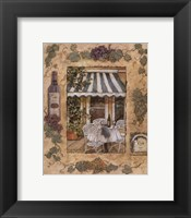 Napa Afternoon I Framed Print