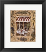 Napa Afternoon II Framed Print