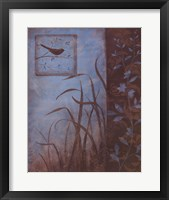 Evening Song II Framed Print