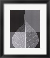 Crystalline Form I (Mini) Framed Print