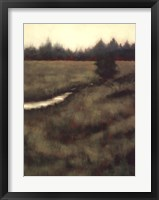 Lazy River II Framed Print
