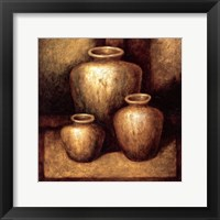 Remnants of the Ages Framed Print