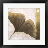 roos - Refreshing Ginko Framed Print