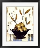 Framed Pommes Vertes