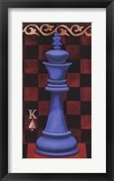 Framed Game Piece - King