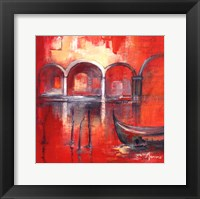 Framed Venise Mysterieuse II