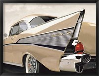 Framed '57 Bel Air