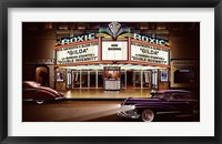 Framed Roxie Picture Palace