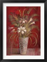 Framed Tropical Elegance I
