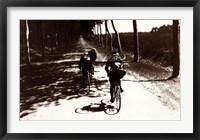 Framed Long Road Ahead