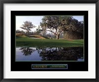 Framed Achievement – Golf