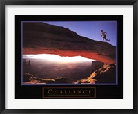 Framed Challenge – Runner