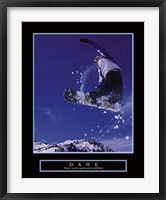 Framed Dare – Snowboarder