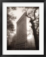 Flatiron, New York Framed Print