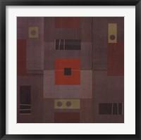 Framed Elemental I
