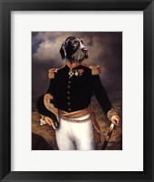 Framed Ceremonial Dress