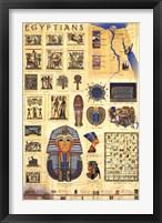 Framed Egyptians
