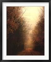 Framed Road Of Mysteries I