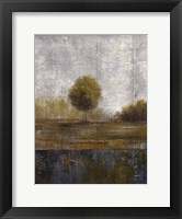 Stormy Weather V Framed Print