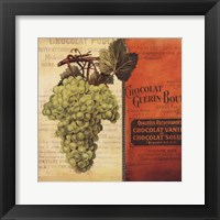 Framed Grapes