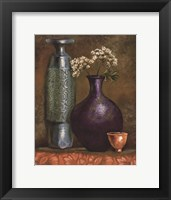 Persian Gardens II - Mini Framed Print