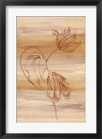 Framed Rousing Botanicals I