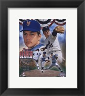 Framed Tom Seaver - Legends Compostie; NY Mets