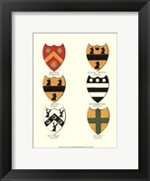 Framed Coat of Arms II