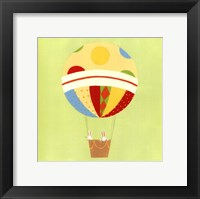 Up, Up and Away IV Framed Print