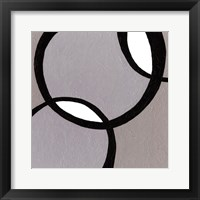 Framed Ellipse I
