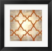 Classical Symmetry VI (Le) Framed Print