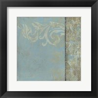 Ornamental Element II Framed Print