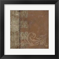 Ornamental Element V Framed Print