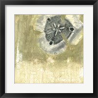 Celadon in Bloom I Framed Print