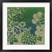Kyoto Garden I Framed Print