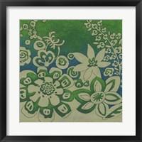 Kyoto Garden II Framed Print