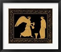 Framed Etruscan Scene II