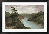 Framed Olde River