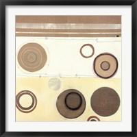Framed Variegate I