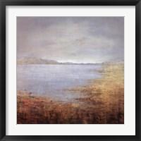 Framed Quiet Lake VII
