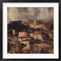 Tuscany Study II Framed Print