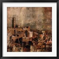 Framed Tuscany Study V