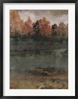 Autumn Love II Framed Print