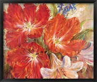 Framed Spring Baroque
