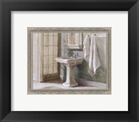 Framed Refreshing Bath I